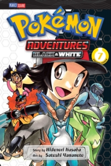 Pokemon Adventures: Black and White, Vol. 7, Paperback Book