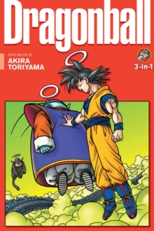Dragon Ball (3-in-1 Edition), Vol. 12 : Includes Vols. 34, 35, 36, Paperback Book