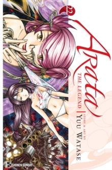 Arata: The Legend, Vol. 22, Paperback Book