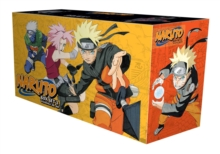 Naruto Box Set 2 : Volumes 28-48 with Premium, Paperback Book