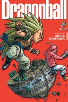 Dragon Ball (3-in-1 Edition), Vol. 14 : Includes vols. 40, 41 & 42, Paperback Book
