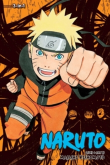 Naruto (3-in-1 Edition), Vol. 13 : Includes vols. 37, 38 & 39, Paperback Book