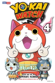 YO-KAI WATCH, Vol. 4, Paperback Book