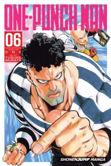 One-Punch Man, Vol. 6, Paperback Book