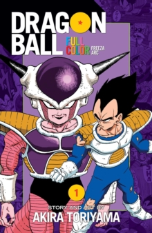 Dragon Ball Full Color Freeza Arc, Vol. 1, Paperback / softback Book