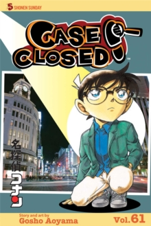 Case Closed, Vol. 61 : Shoes to Die for, Paperback / softback Book