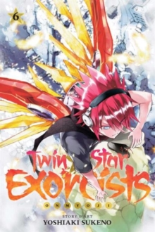 Twin Star Exorcists, Vol. 6, Paperback Book