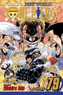 One Piece, Vol. 79, Paperback Book
