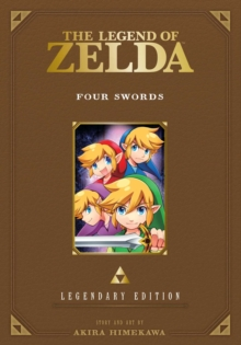 The Legend of Zelda: Four Swords -Legendary Edition-, Paperback Book
