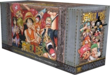 One Piece Box Set 3 : Thriller Bark to New World, Volumes 47-70, Paperback Book