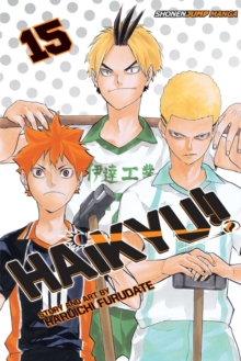 Haikyu!!, Vol. 15, Paperback / softback Book