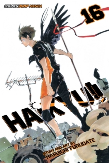 Haikyu!!, Vol. 16, Paperback Book