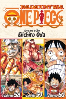 One Piece (Omnibus Edition), Vol. 20 : Includes Vols. 58, 59 & 60, Paperback / softback Book