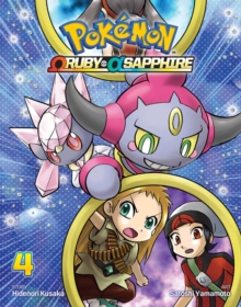 Pokemon Omega Ruby Alpha Sapphire, Vol. 4, Paperback Book