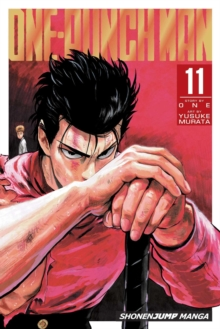 One-Punch Man, Vol. 11, Paperback Book