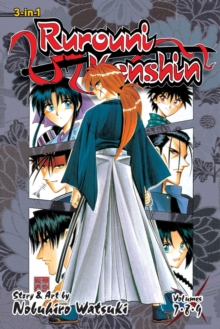 Rurouni Kenshin (3-in-1 Edition), Vol. 3 : Includes Vols. 7, 8 & 9, Paperback / softback Book