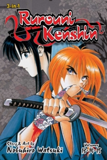 Rurouni Kenshin (3-in-1 Edition), Vol. 5 : Includes Vols. 13, 14 & 15, Paperback Book