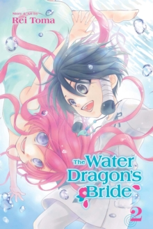 The Water Dragon's Bride, Vol. 3, Paperback Book