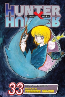 Hunter x Hunter, Vol. 33, Paperback Book