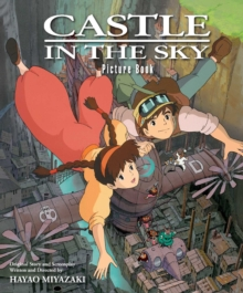 Castle in the Sky Picture Book, Hardback Book