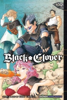 Black Clover, Vol. 7, Paperback Book