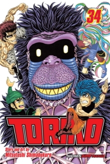 Toriko, Vol. 41 : The King's Fight!!, Paperback / softback Book