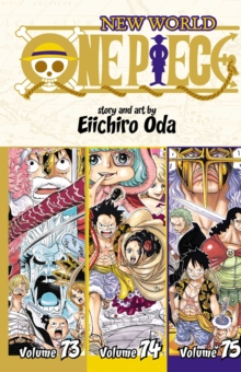 One Piece (Omnibus Edition), Vol. 25 : Includes vols. 73, 74 & 75, Paperback / softback Book