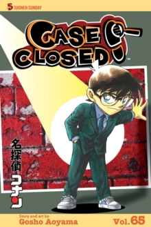 Case Closed, Vol. 65, Paperback Book