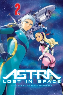 Astra Lost in Space, Vol. 2, Paperback Book