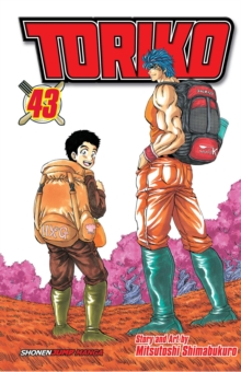 Toriko, Vol. 43, Paperback / softback Book