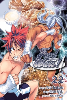 Food Wars!: Shokugeki no Soma, Vol. 22, Paperback Book