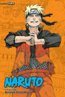 Naruto (3-in-1 Edition), Vol. 22 : Includes vols. 64, 65 & 66, Paperback Book