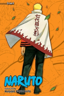 Naruto (3-in-1 Edition), Vol. 24 : Includes vols. 70, 71 & 72, Paperback / softback Book