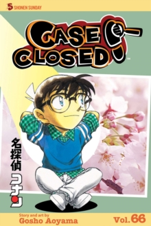 Case Closed, Vol. 66, Paperback Book