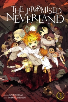 The Promised Neverland, Vol. 3, Paperback Book