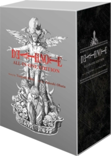 Death Note (All-in-One Edition), Paperback Book