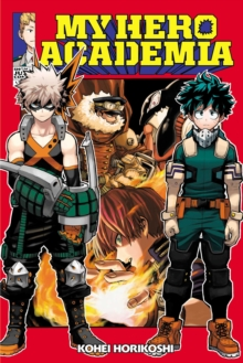 My Hero Academia, Vol. 13, Paperback Book