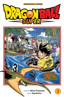 Dragon Ball Super, Vol. 3, Paperback Book