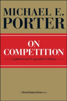 On Competition : Updated and Expanded Edition, Hardback Book