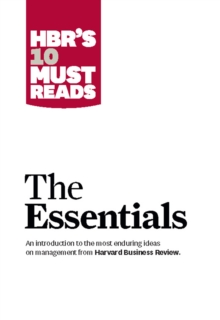 HBR's 10 Must Reads: The Essentials, EPUB eBook