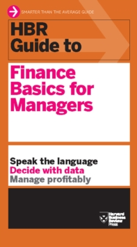 HBR Guide to Finance Basics for Managers (HBR Guide Series), EPUB eBook