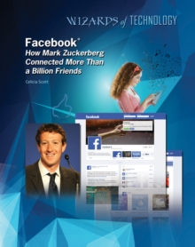 Facebook : Mark Zuckerberg, Hardback Book