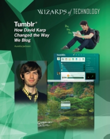 Tumblr : David Karp, Hardback Book