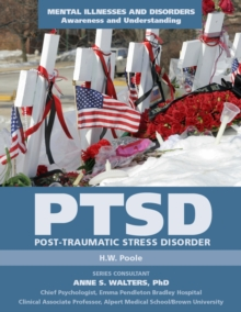 Ptsd, Post-Traumatic Stress Disorder, Hardback Book
