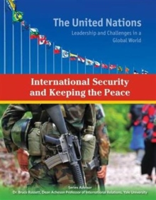 International Security and Keeping the Peace, Hardback Book