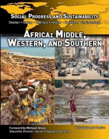 Africa - Middle, Western, and Southern, Hardback Book