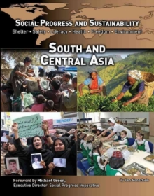 South and Central Asia - Social Progress and Sustainability, Hardback Book