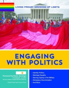 Living Proud! Engaging with Politics, Hardback Book