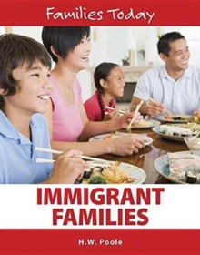 Immigrant Families, Hardback Book