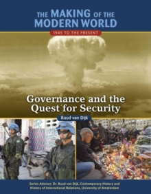 Governance and the Quest for Security, Hardback Book